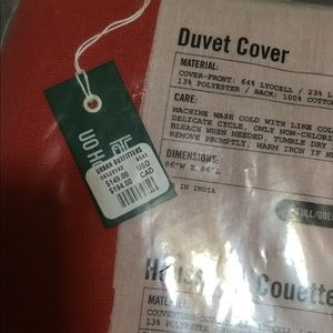 Urban Outfitters Bedding - Urban Outfitters duvet cover